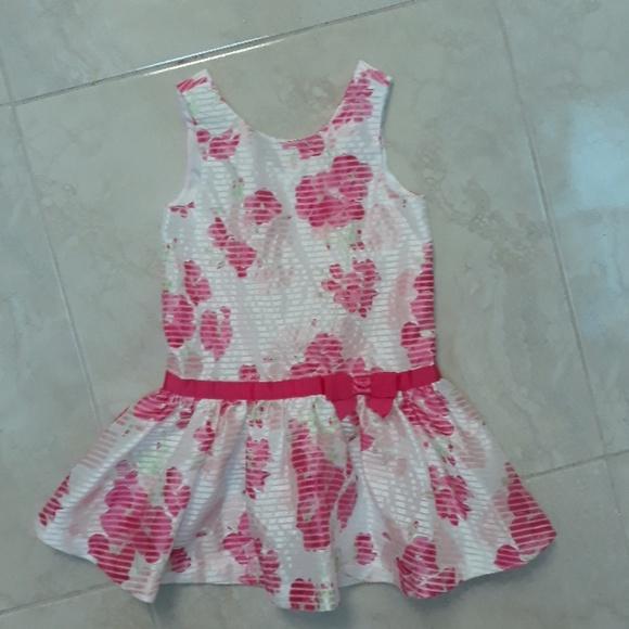 Gymboree Other - Gymboree floral dress